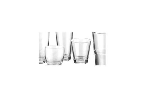Užitkové skolo (džbány, sklenice, mísy)
