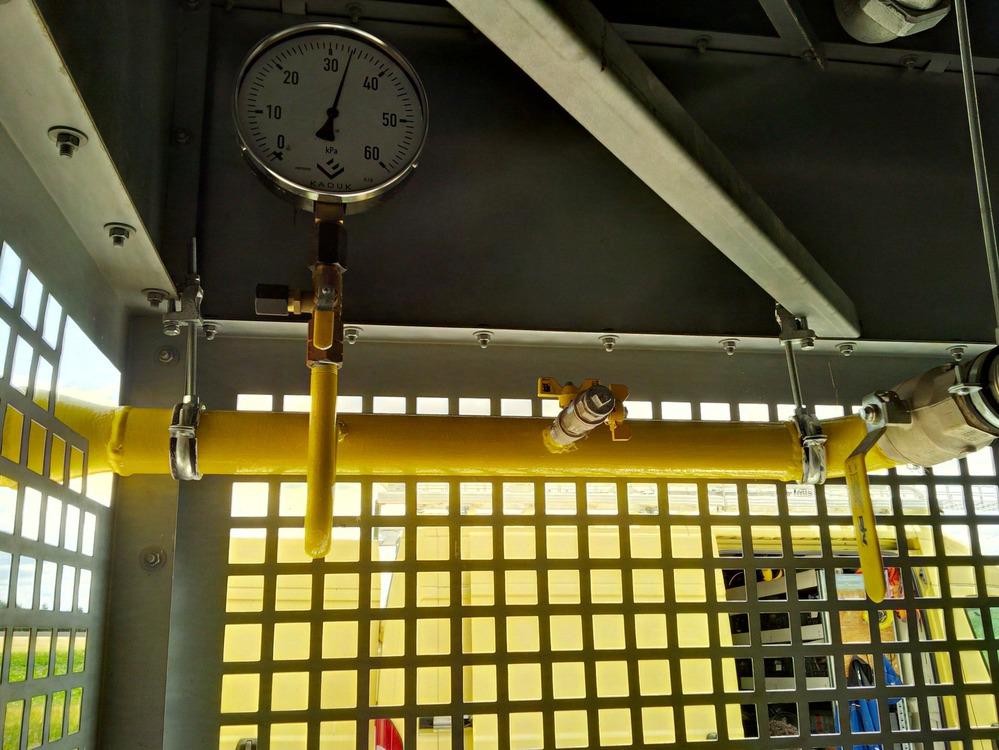 Realizace průmyslových plynovodů, montáž a realizace