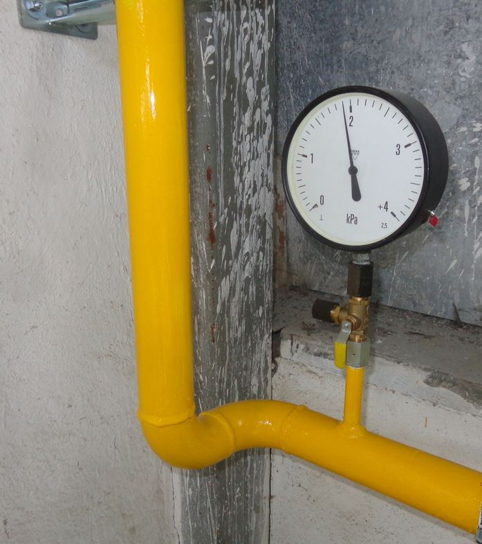 Plynovod Třebíč