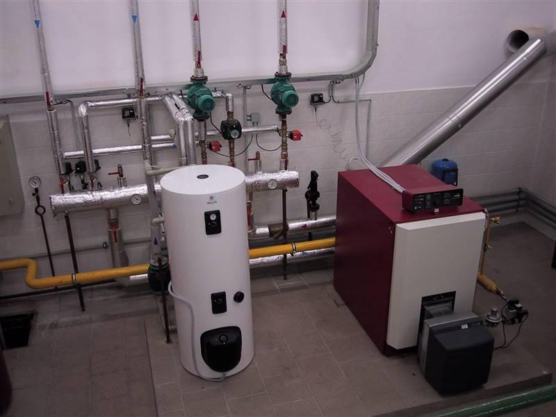 Regulace energetických zařízení