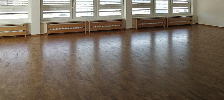 Sportovní podlahy od společnosti LGI podlahy s.r.o. Brno