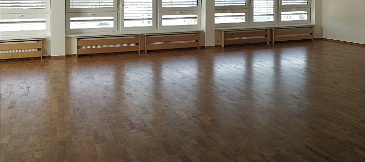 Bezpečné a odolné sportovní podlahy, LGI podlahy s.r.o.