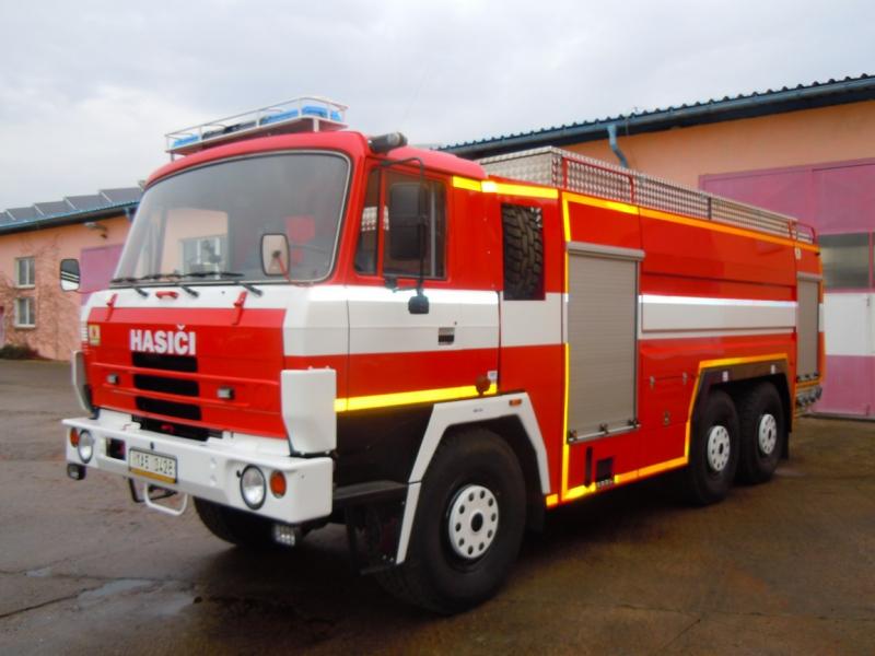 Servis zařízení a požární techniky Kolín