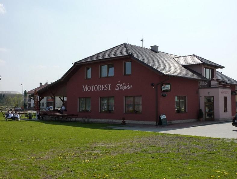 Příjemné ubytování v motorestu poblíž centra Uherského Brodu - aktivity v okolí