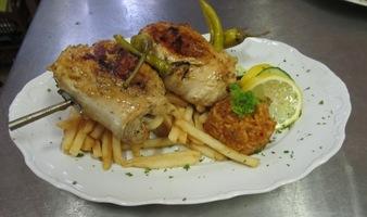 Lákavé speciality z Řecké restaurace Poseidon