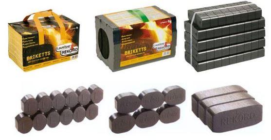Balené aj voľne ložené čierne a hnedé uhlie, koks, brikety - veľkoobchodný predaj Česká republika