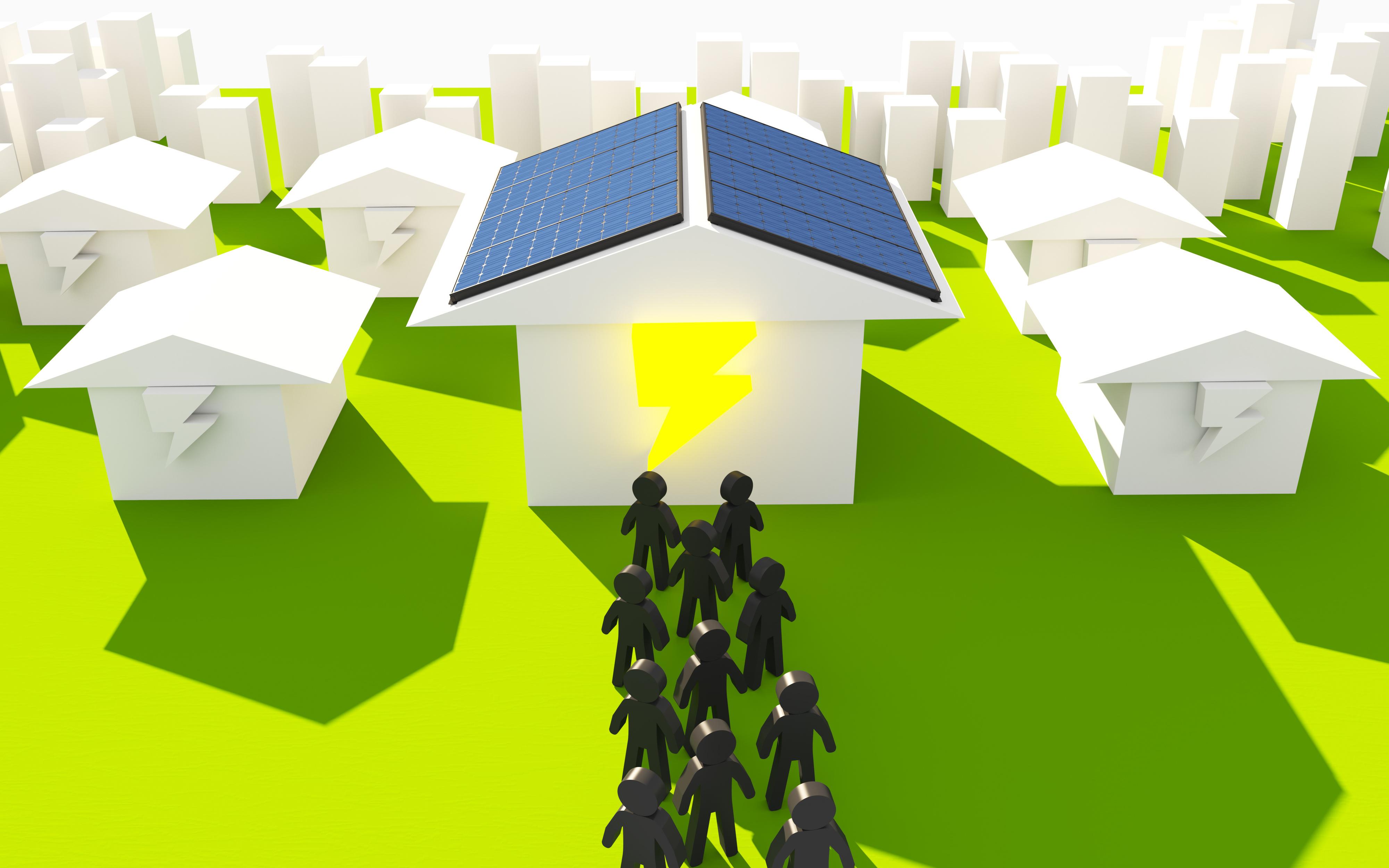 Projekty energetických řešení na míru