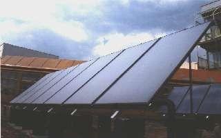 Solární technika Praha