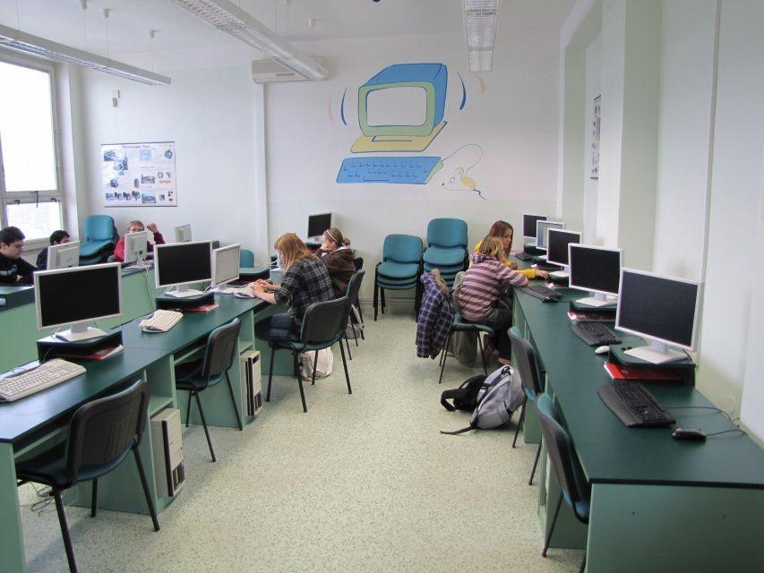 Základní škola s rozšířenou výukou informatiky a výpočetní techniky, Pardubice