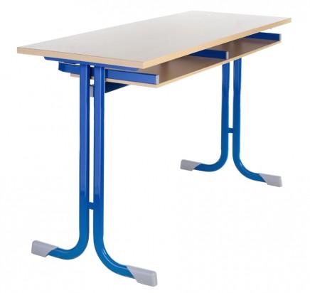 Výškově nastavitelné školní lavice