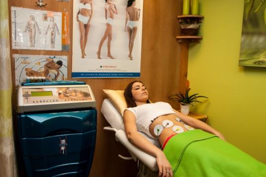 Lymfodrenáže CONTOUR UP - odbourání tuků, celulitidy, zpevnění těla, odstranění otoků nohou