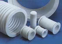 Chemické a fyzikální vlastnosti produktů z PTFE
