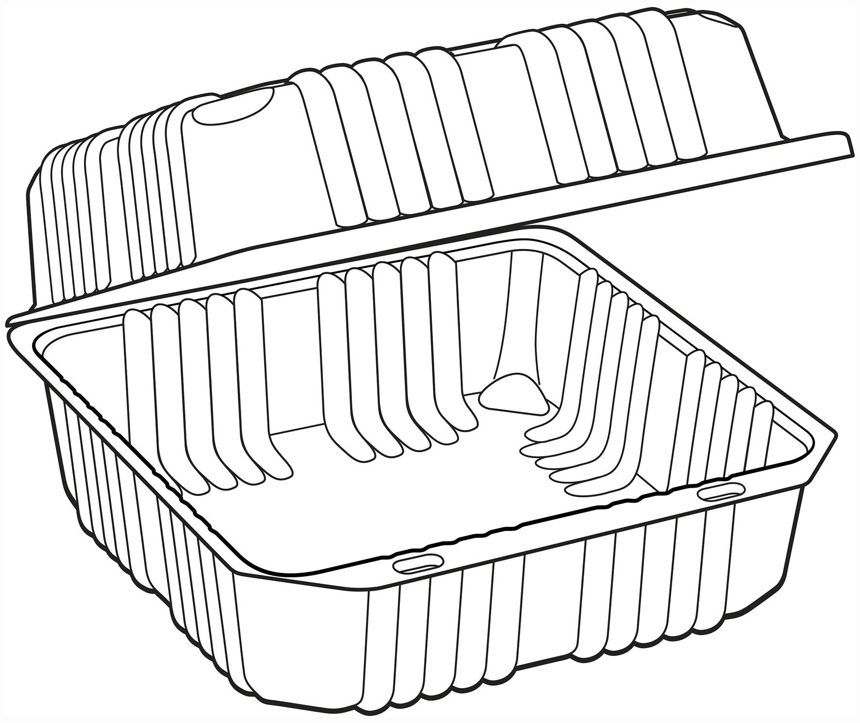 Plastové obaly, misky, tácky z fólií s certifikátem hygienické nezávadnosti, výroba, e-shop