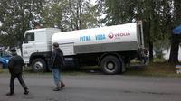 Náhradní zásobování pitnou vodou Kladno – dovoz nebo pronájem cisteren
