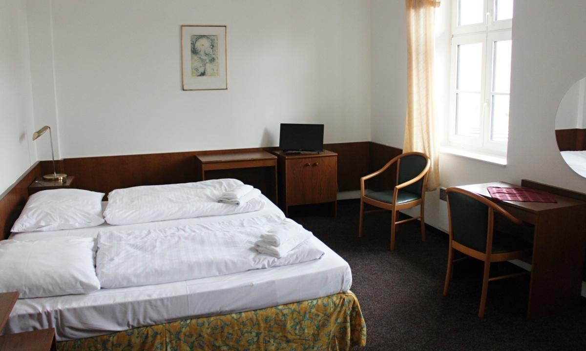 Hotelové ubytování v pokojích Malá Skála