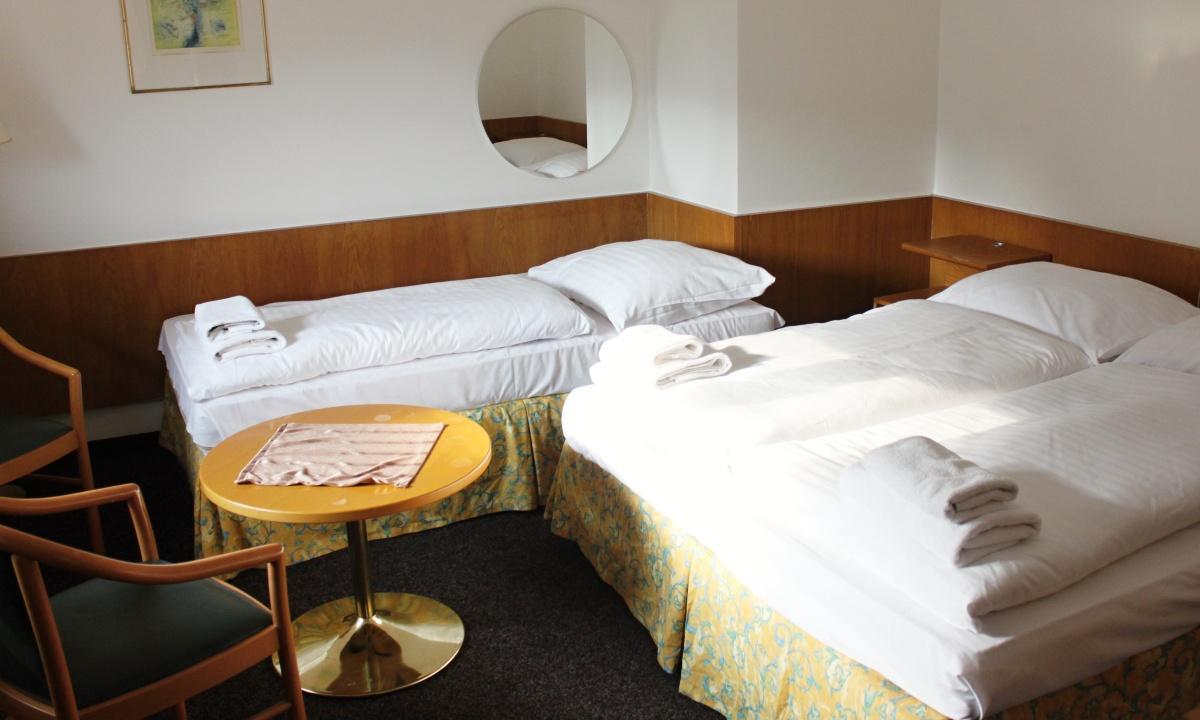 Hotelové ubytování v apartmánech Malá Skála