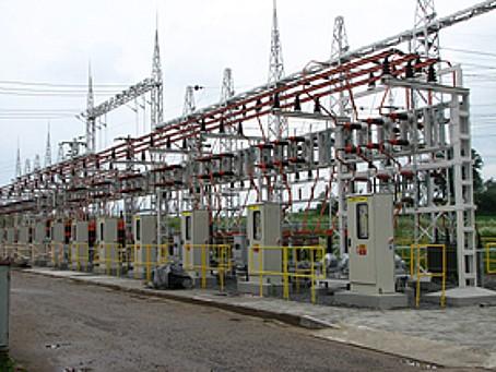 Distribuce a dodávka elektrické energie, elektromontážní práce