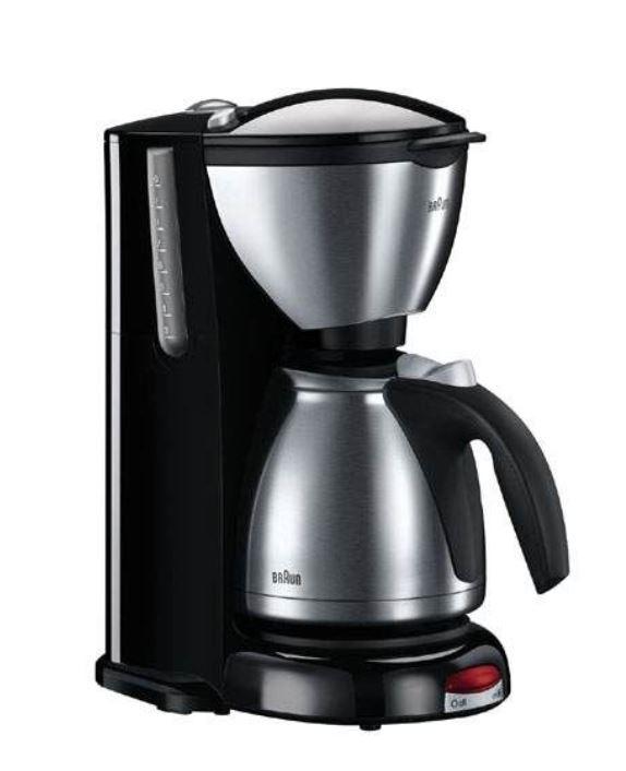 Kávovary Braun