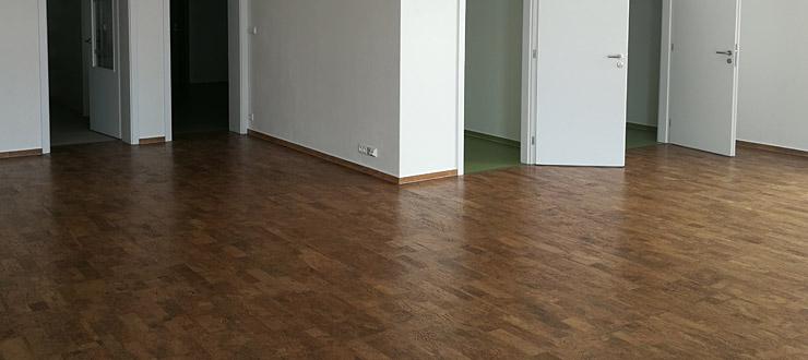 Podlahové krytiny - rekonstrukce, revitalizace