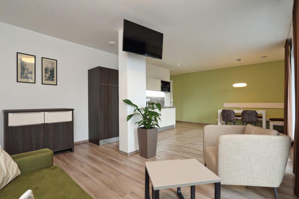 Apartmány Terasy Café Liberec