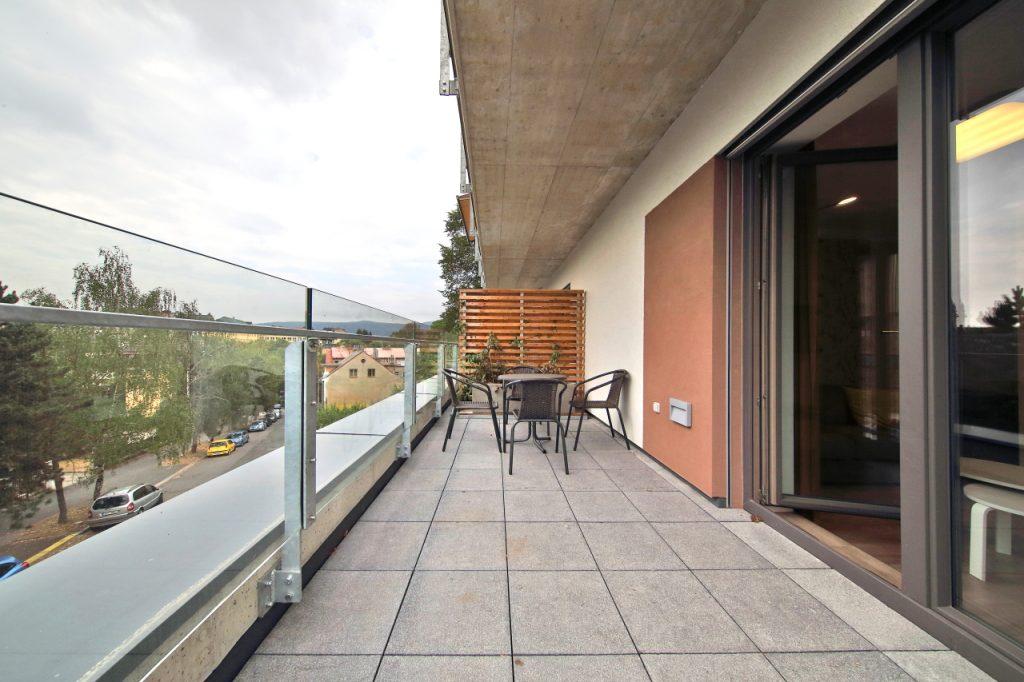 Ubytování v soukromých apartmánech vcentru Liberce