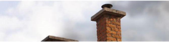 Nové komíny - stavba