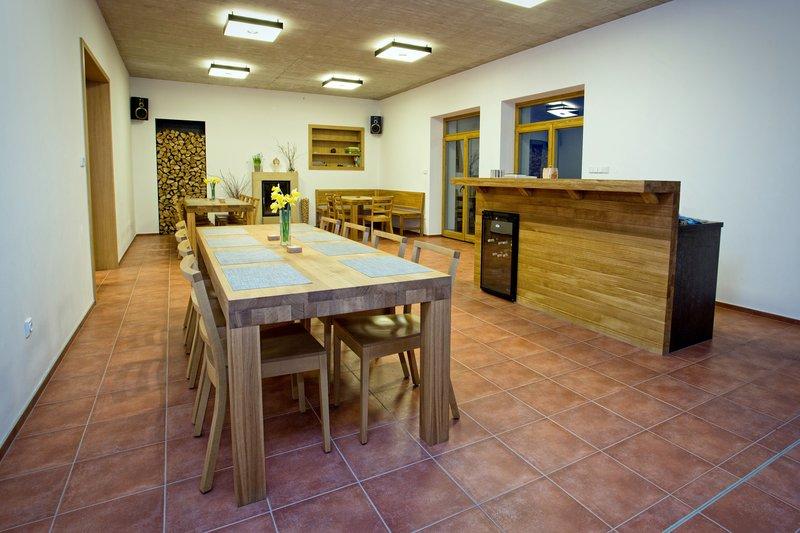 Užijte si ubytování v apartmánech s vybavenou společenskou místností