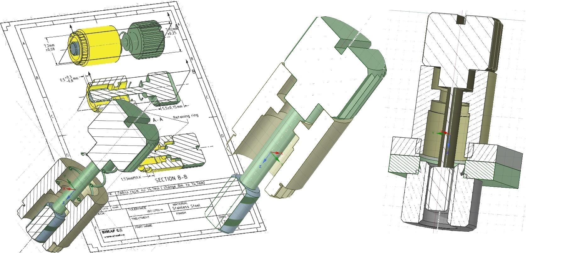 Kvalitní spojovací materiál – návrhy, vývoj, dodávky