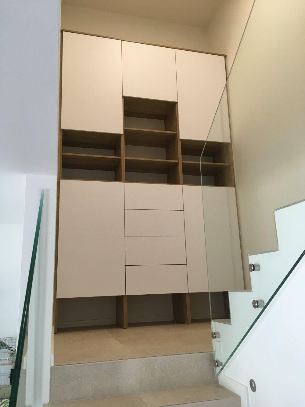 Úložné prostory pro kanceláře
