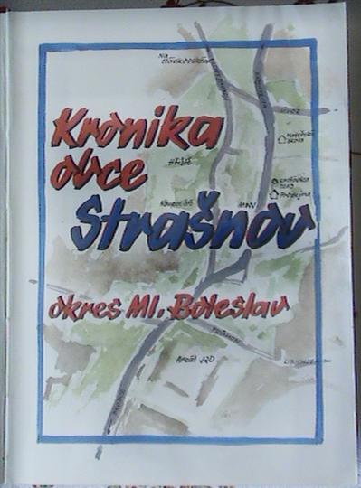 Historie obce Strašnov