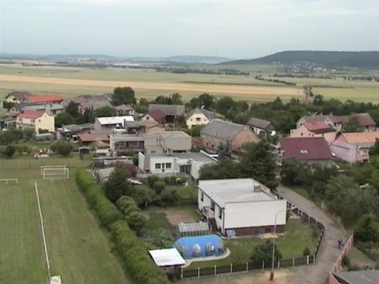 Bydlení v obci Strašnov
