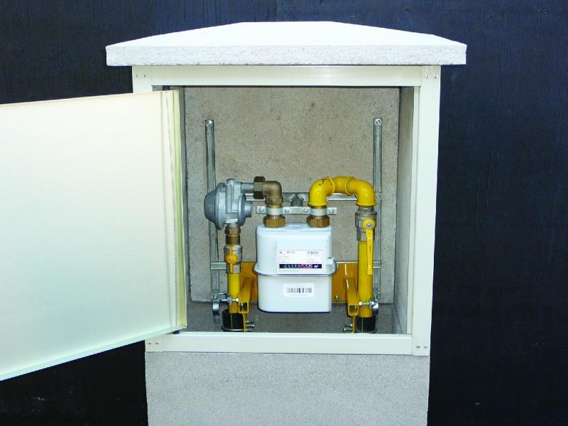 Skříně pro plyn a elektro Červený Kostelec – výroba různých rozměrů a parametrů