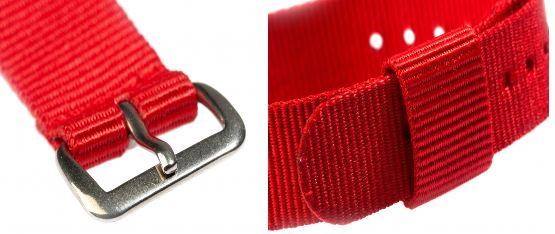 Nylonové náramky pro RFID hodinky