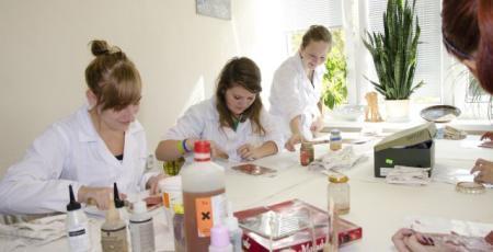 Vzdělání na Střední odborné škole Třeboň