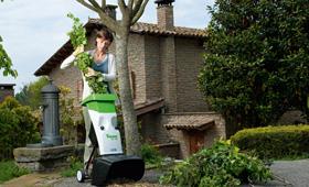 Zbavte se zahradního odpadu díky zahradním drtičům Viking