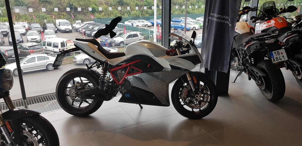 ENERGICA - italské superbiky