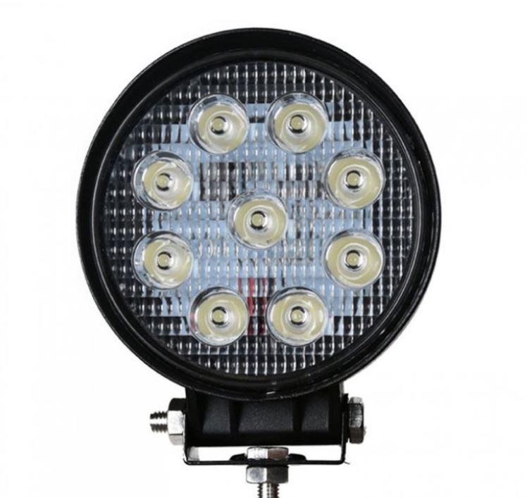 Prodej LED pracovních světel, majáků a predátorů