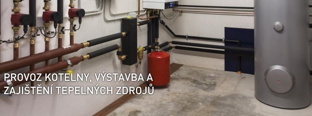 Tepelné zdroje Praha