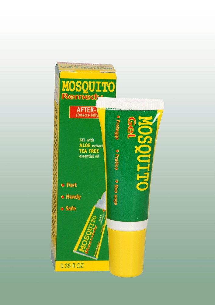 Odpuzovač komárů, sprej proti komárům gel proti štípnutí Kroměříž