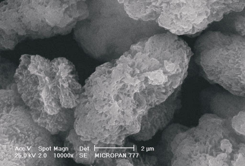 Polyamidový prach výroba