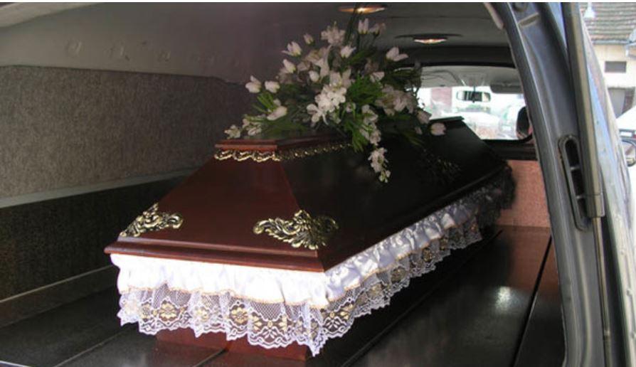 Pohřební služba a prodej pohřebního zboží