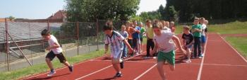 1. základní školy Hořovice, Sportovní středisko mládeže