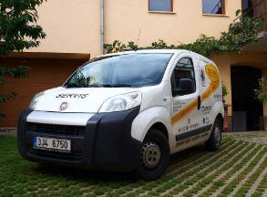 Plynoinstalace v Třebíči a okolí