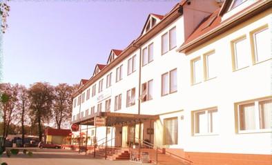 Ubytování na trase D1 u Prahy