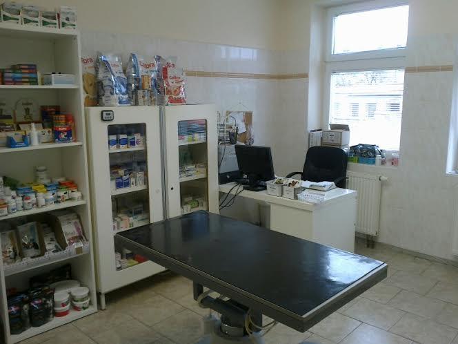 Veterinární klinika Kolín, interna, chirurgie, RTG, EKG, zubní ultrazvuk