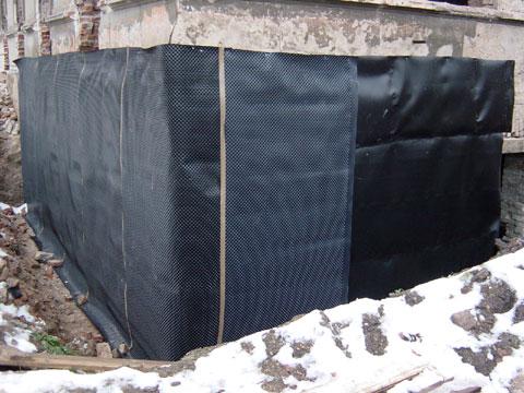 Vodorovné a svislé hydroizolace Hradec Králové