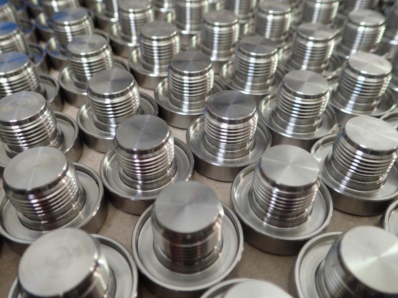 Kovoobrábění CNC stroji