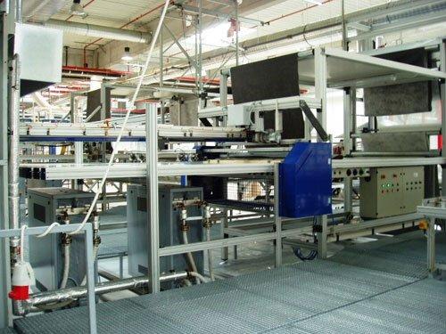 Výroba strojů Plzeň – manipulátory