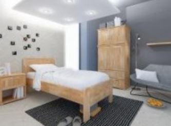 Dřevěné postele Liberec