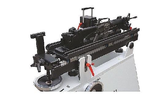 Balistická měřicí zařízení pro zbraně a střelivo, výroba, zkušebna